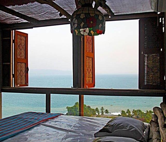 Karang Aji Beach Villa Sukabumi - Panoramic Suite Room