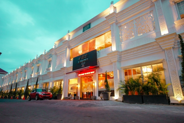 Petit Boutique Hotel Solo - Petit Boutique Hotel