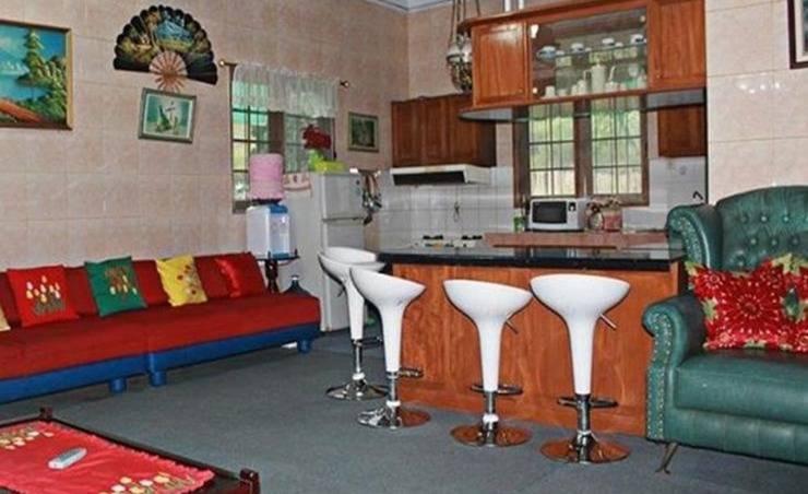 Villa R1-8 Istana Bunga Lembang Bandung - Interior
