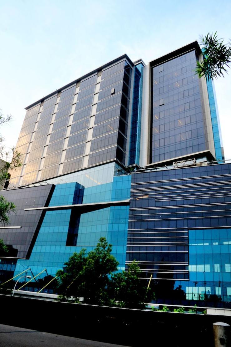 Teraskita Hotel Jakarta Managed by Dafam Jakarta - Front of Property