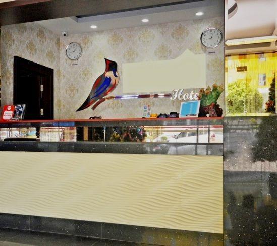 NIDA Rooms Lucky Estate Nagoya Batam - Resepsionis