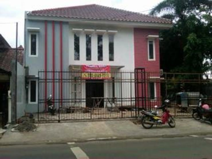 Guest House BJ12 Near AEON ICE BSD - Facade