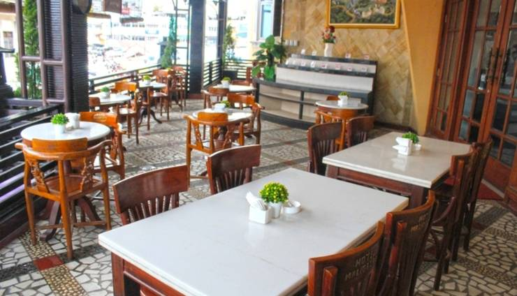 Grand Malioboro Jambi - Terrace Cafe