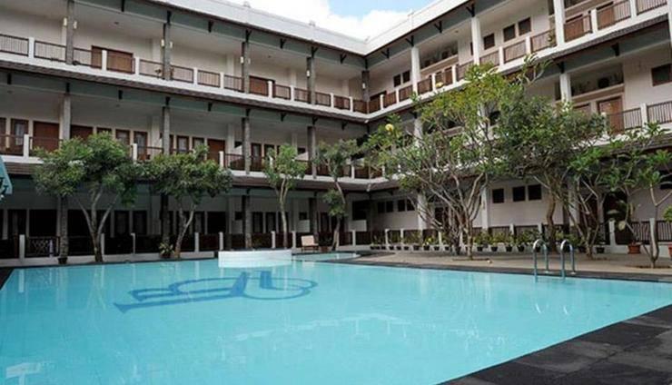 Laut Biru Resort Hotel Pangandaran - Pool