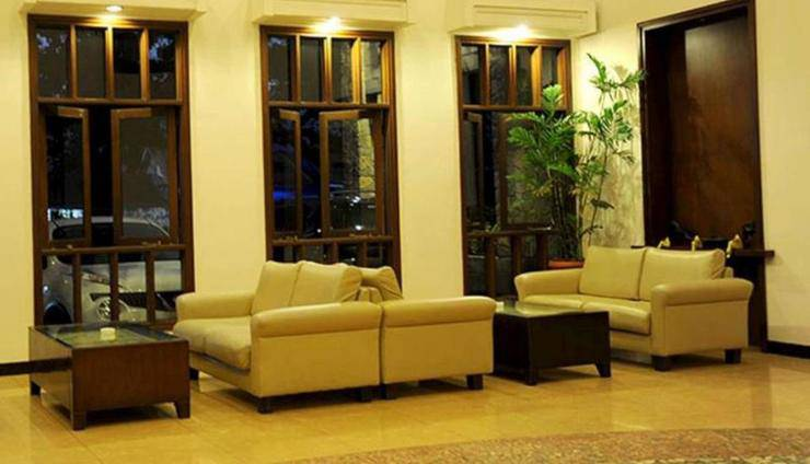 Laut Biru Resort Hotel Pangandaran - Interior