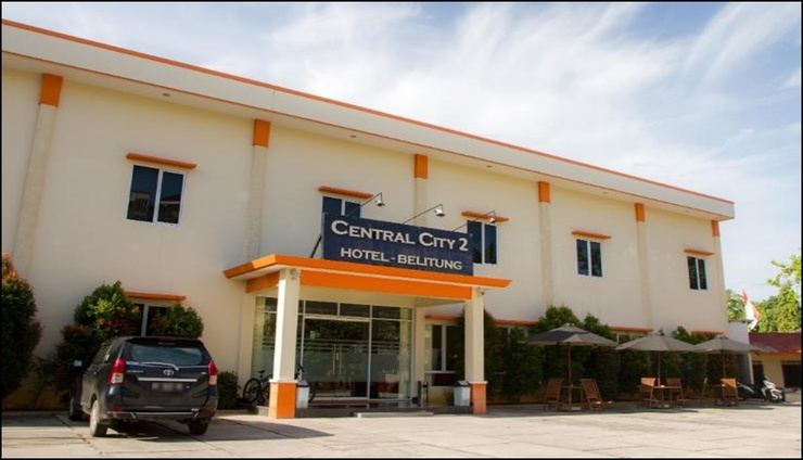 Central City 2 Hotel Belitung Belitung - exterior