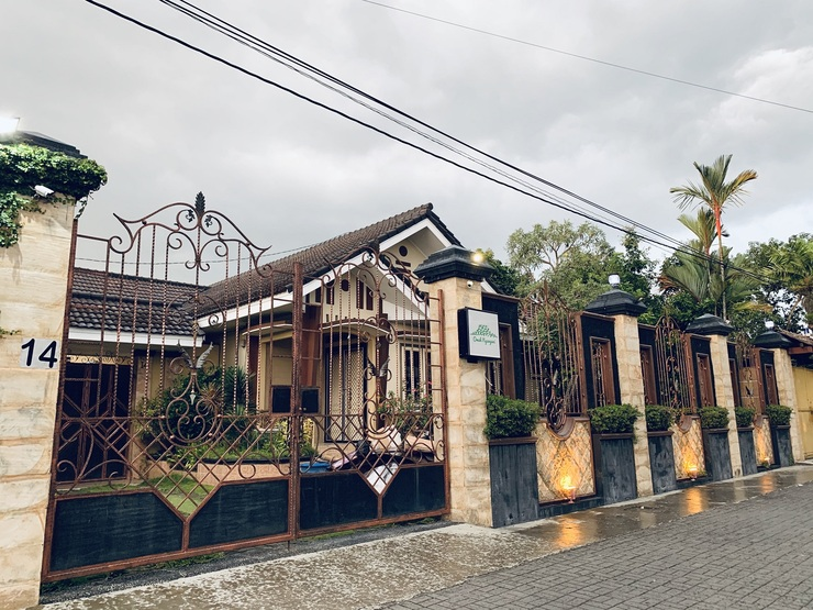 Omah Ngangeni Homestay Yogyakarta - Eksterior