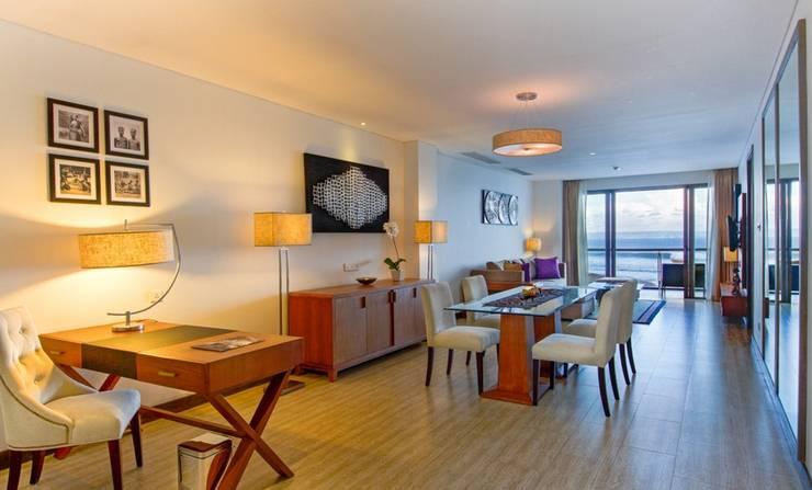 Lv8 Resort Hotel Bali - Family Suite Room