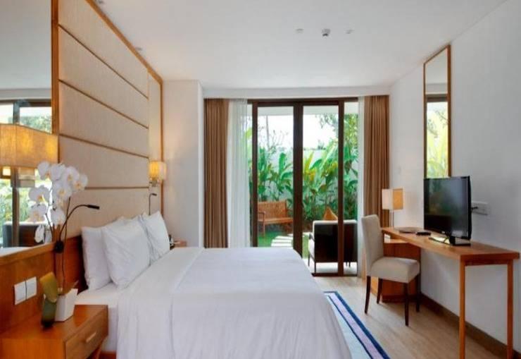 Lv8 Resort Hotel Bali - Room Garden View