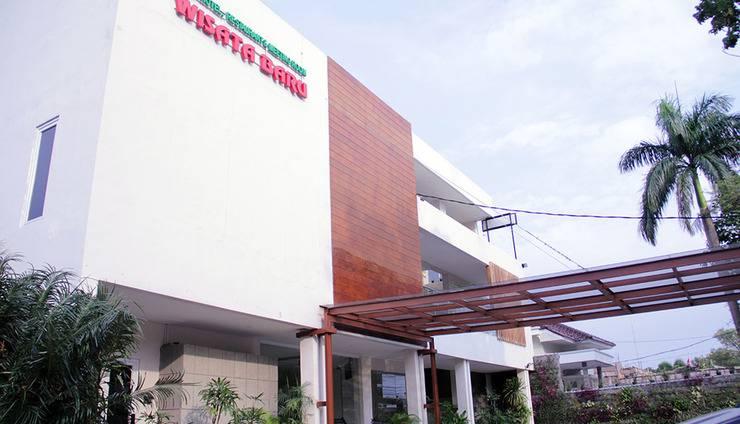 Hotel Wisata Baru Serang - Tampak Depan