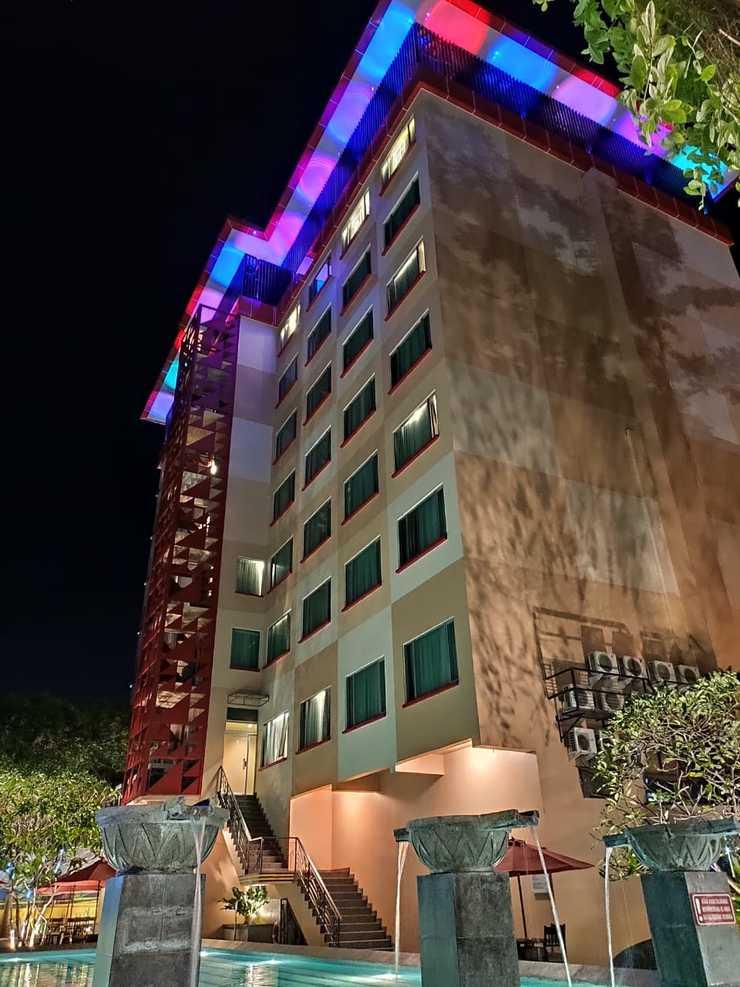 Grand Zuri Dumai Dumai - Bangunan Hotel