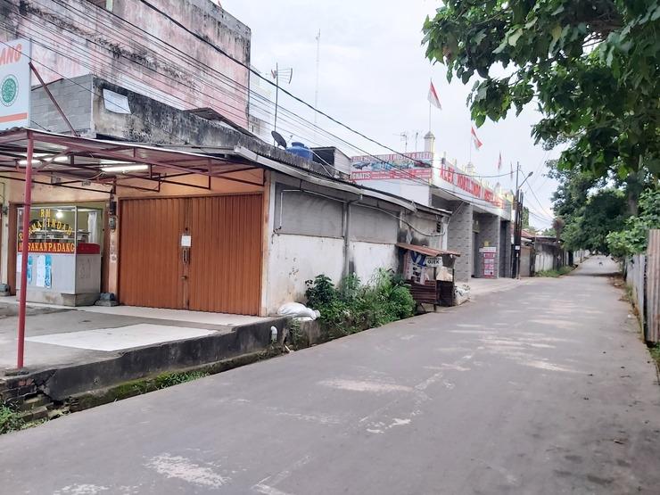 Alex Hostel 2 Palembang - Exterior