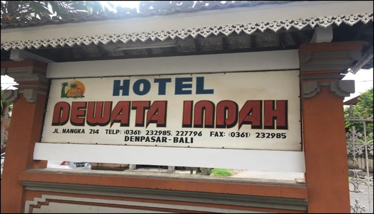Dewata Indah Hotel Bali - exterior