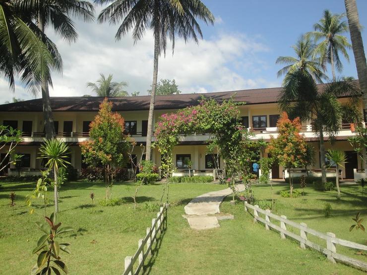 Hotel Medana Bay Marina Lombok - Facade