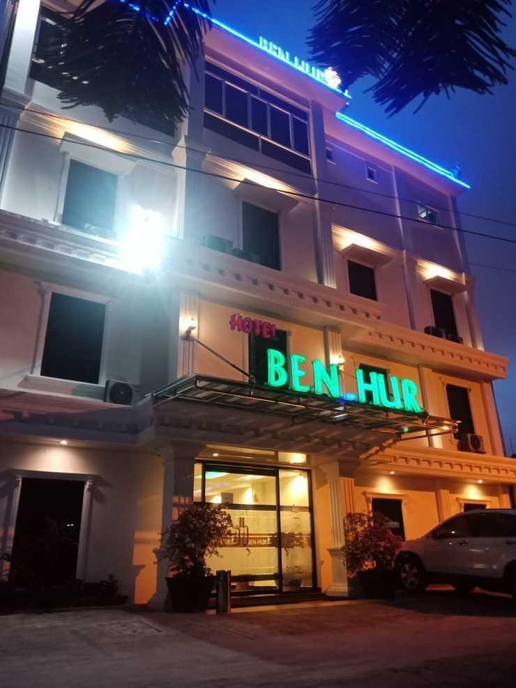 Benhur Hotel Padang - Appearance