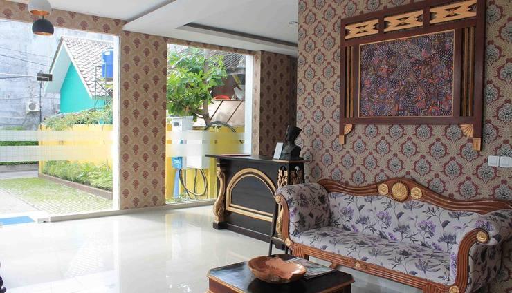 Summer Quest Yogyakarta - lobby