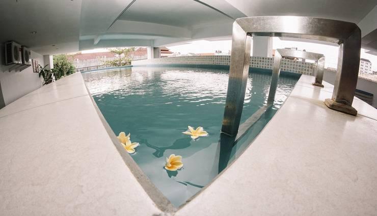 Summer Quest Yogyakarta - kolam renang