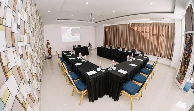 Summer Quest Yogyakarta - ruang rapat