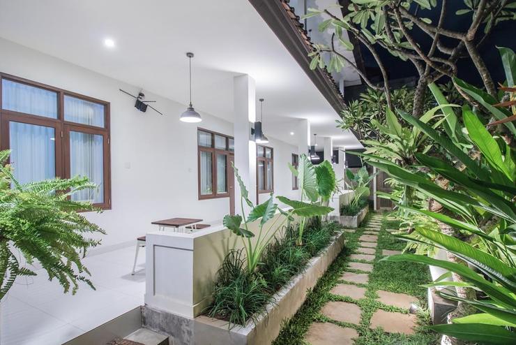Kak Garden Inn Bali - Exterior