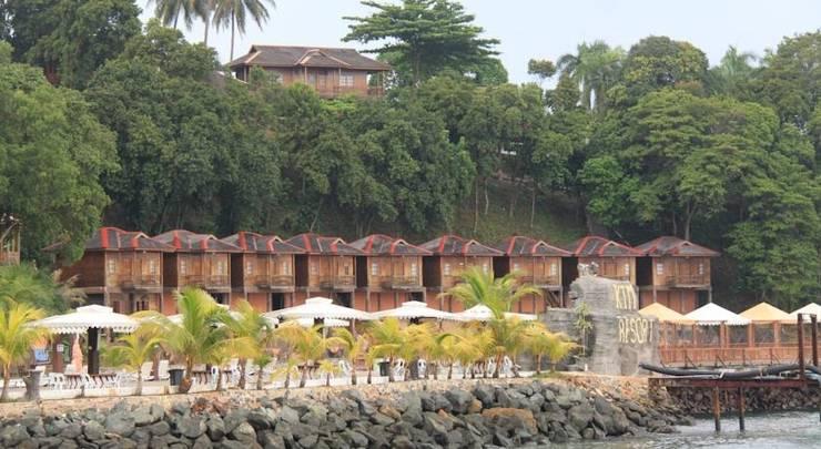 KTM Resort Batam - Beach Front Cottage