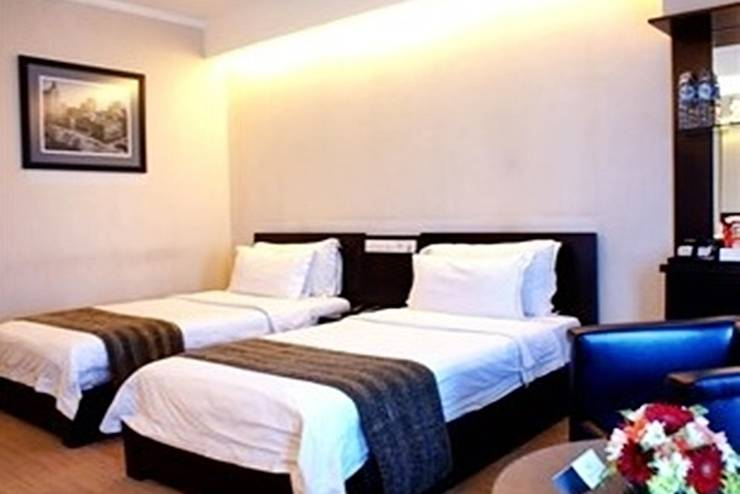Manhattan Hotel Jakarta - Executive Twin