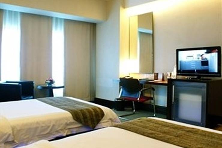 Manhattan Hotel Jakarta - Executive Triple
