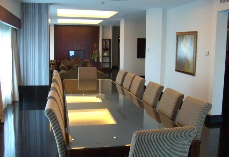 Manhattan Hotel Jakarta - Interior