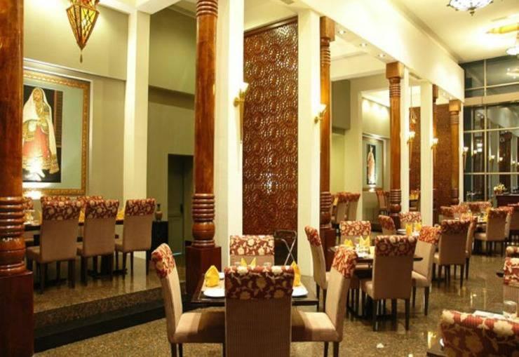 Manhattan Hotel Jakarta - Man Aur Tan Restaurant