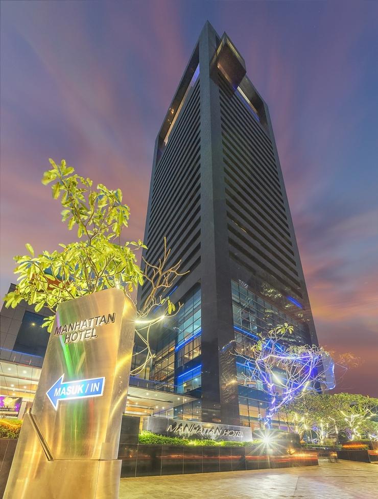 Manhattan Hotel Jakarta - gedung