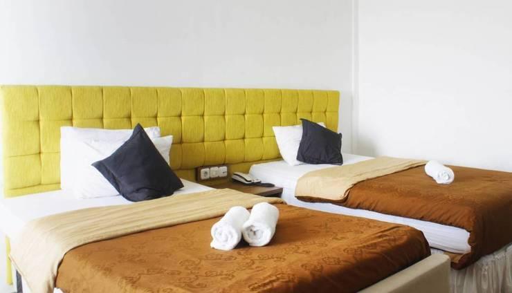 Hotel Graha Widjaja Puncak - Deluxe Room