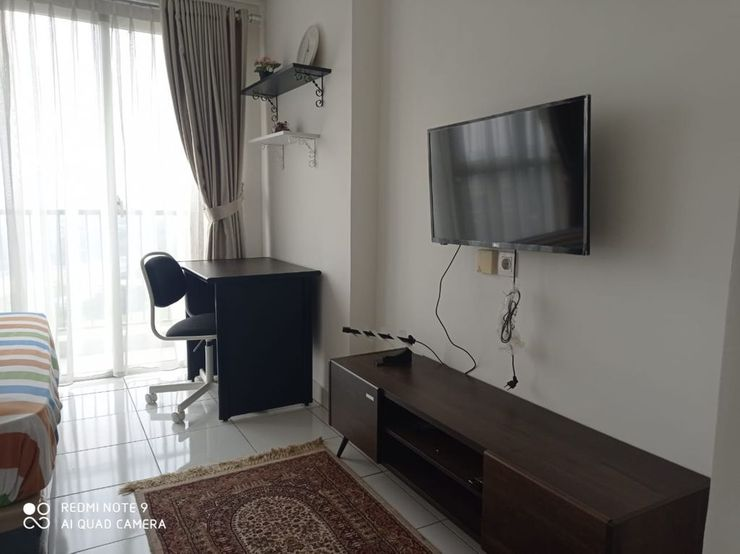 Apartemen Majestic Point Serpong by Nusalink Tangerang - Bedroom