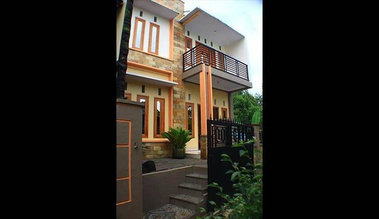 Rizky Homestay Probolinggo - Facade