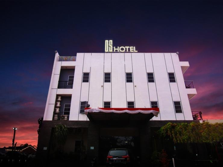 Sky Inn Hotel Batam - View