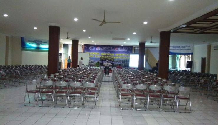 Jepara Indah Hotel Jepara - ACARA PERJAMUAN