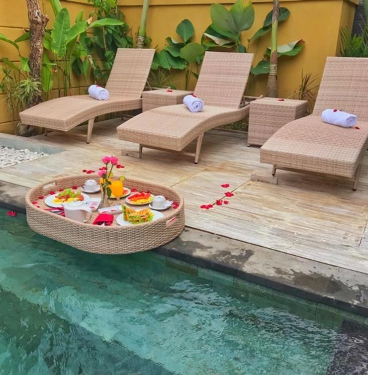 Sri Permana Deluxe Bali - Pool