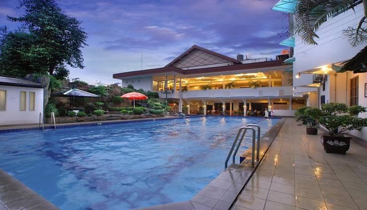Hotel Matahari Jogja - Pool