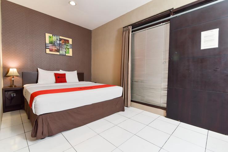 RedDoorz Plus @ Raya Legian Bali - Guestroom