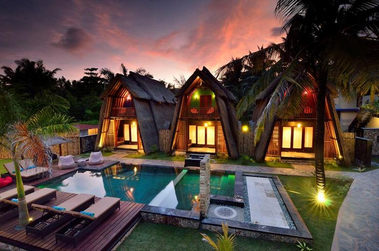Kies Villas Lombok - Pool