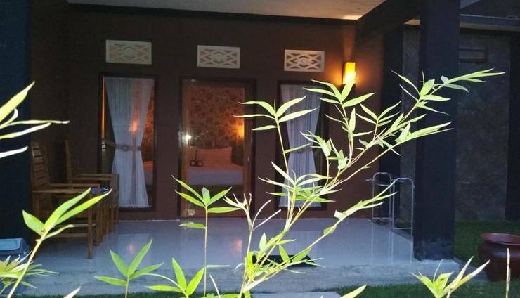 Siesta House Lombok - View