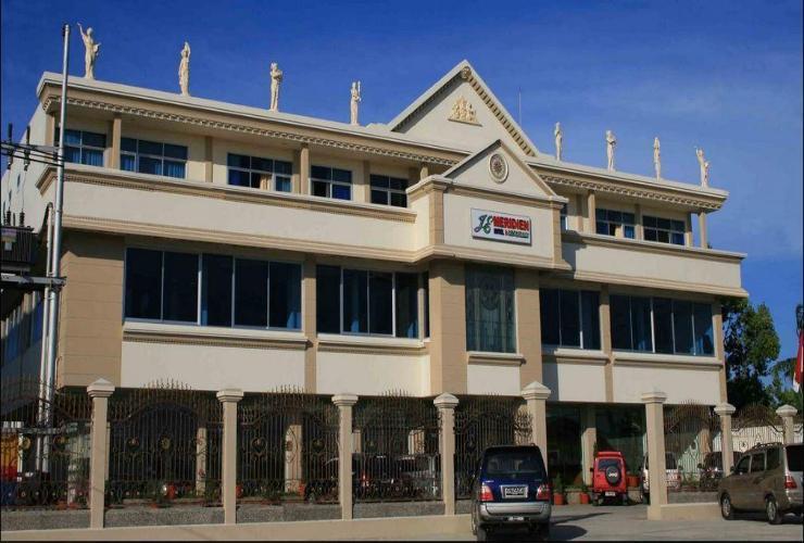 Je Meridien Hotel Sorong Sorong - exterior