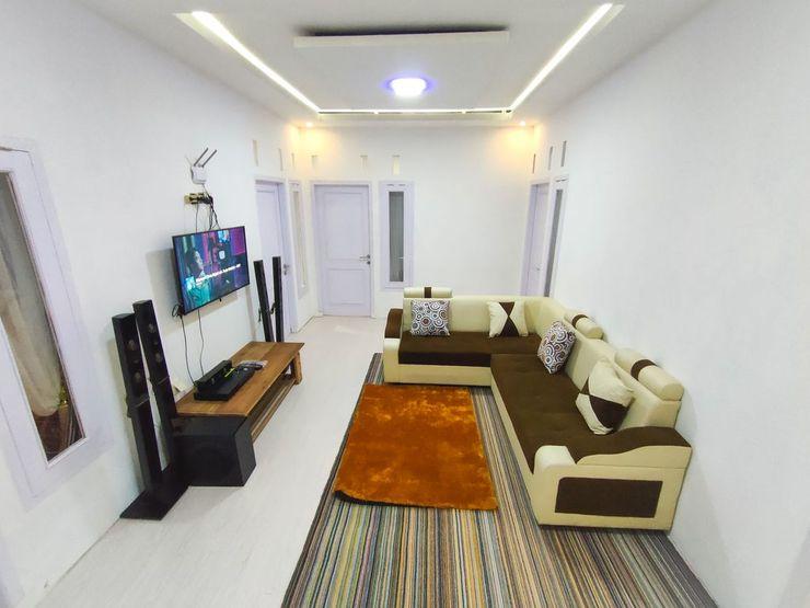 Homestay Bidara Dieng Wonosobo - Living Room
