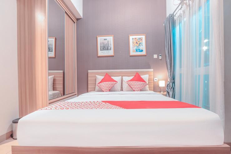 OYO 214 Appartel Taman Melati Jatinangor Sumedang - BEDROOM