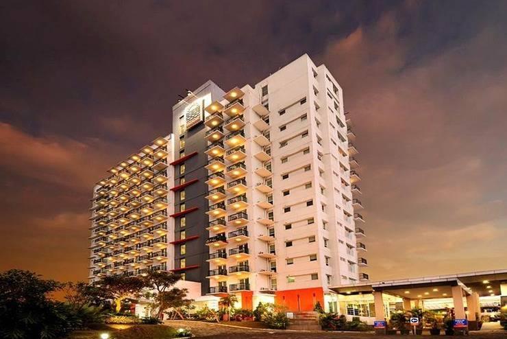 Marbella Hotel Dago Bandung - Eksterior