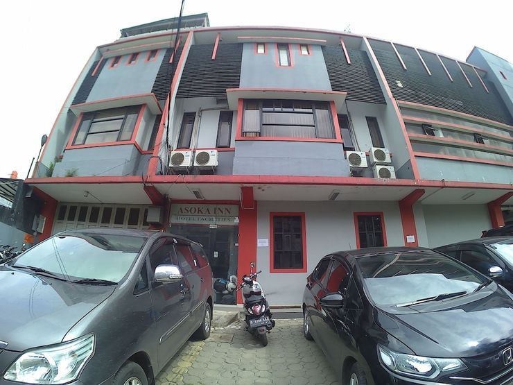 Asoka Inn Bandung - Front of Property