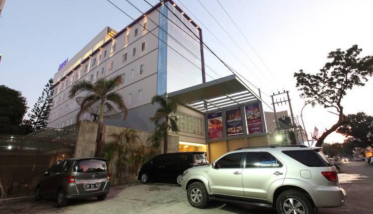 LA'RIZ Wthree Lagaligo Makassar - Lokasi