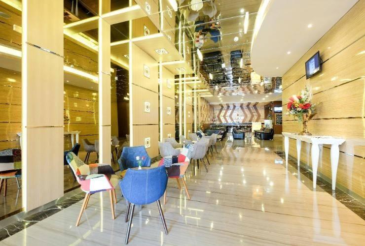 LA'RIZ Wthree Lagaligo Makassar - Facilities