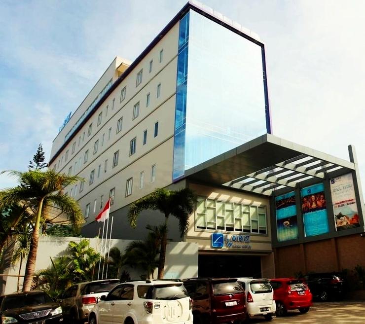 LA'RIZ Wthree Lagaligo Makassar - lariz