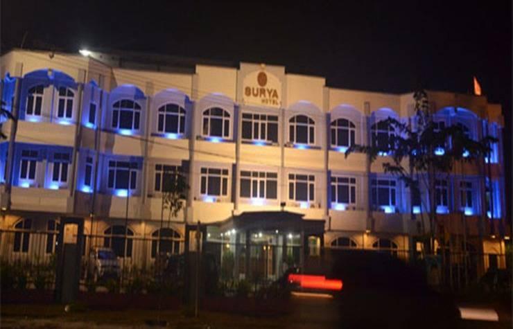 Hotel Surya Duri Bengkalis - Eksterior