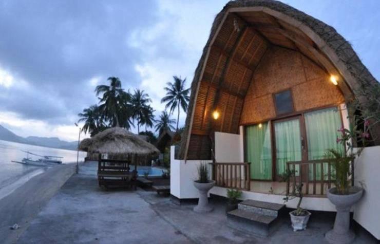 Krisna Bungalow and Restaurant Lombok - Bungalow