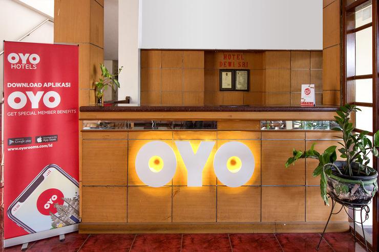 OYO 759 Hotel Dewi Sri Yogyakarta - Reception